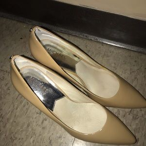 Nude Michael Kors Pumps size 11